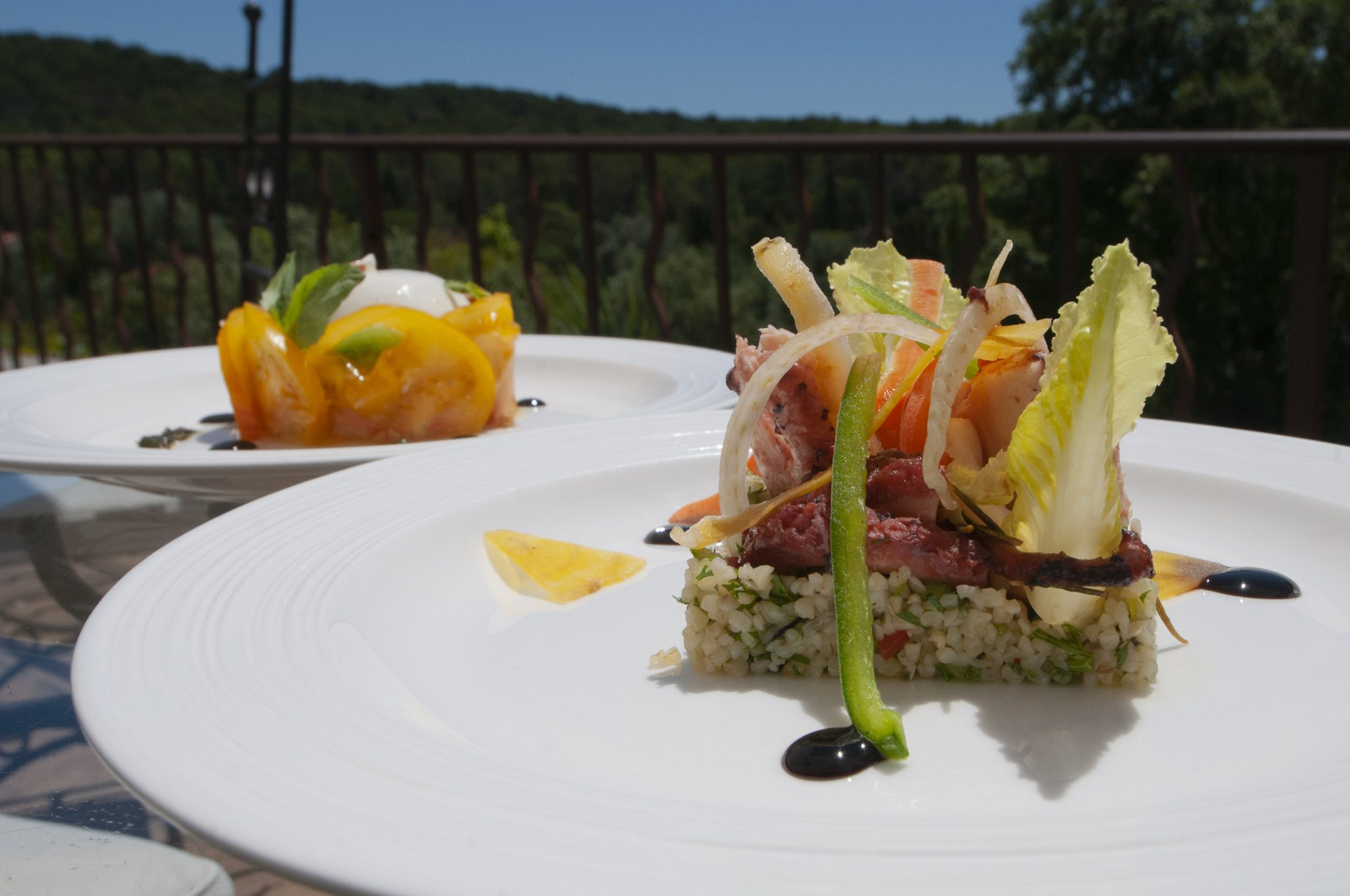 Le Restaurant Manoir De LEtang