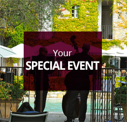 Your Special Event at Le Manoir