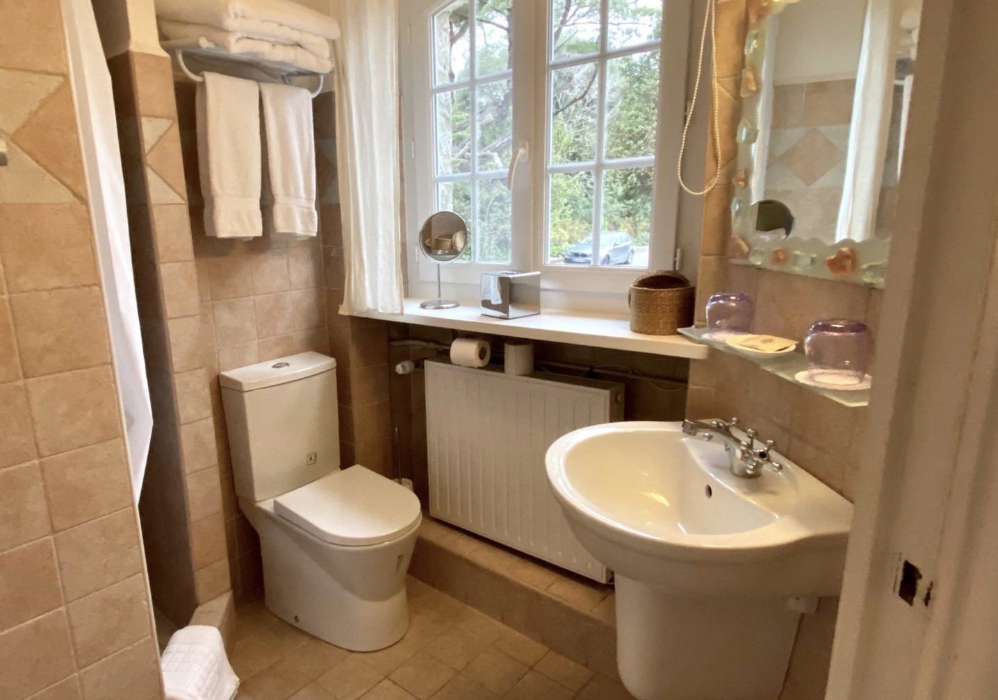 Douche chambre 2